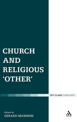 Church and Religious Other by Dr. Gerard Mannion