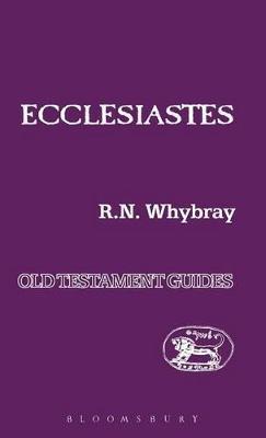 Ecclesiastes by George Aaron Barton