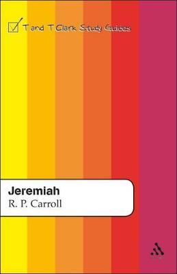 Jeremiah by R Carroll