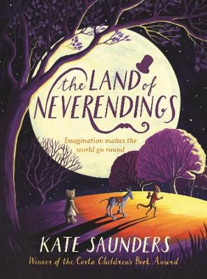 Cover for The Land of Neverendings by Kate Saunders
