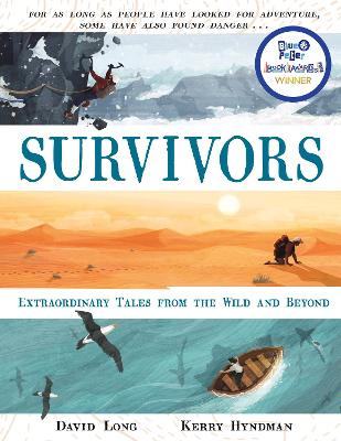Cover for Survivors by David Long