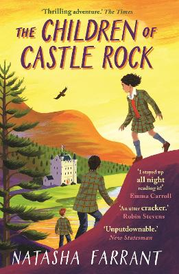 Cover for The Children of Castle Rock by Natasha Farrant