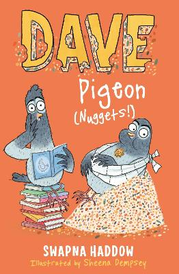 Cover for Dave Pigeon (Nuggets) by Swapna Haddow