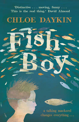 Cover for Fish Boy by Chloe Daykin