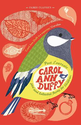 Cover for New and Collected Poems for Children by Carol Ann Duffy