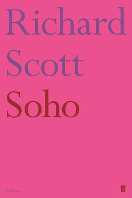 Cover for Soho by Richard Scott