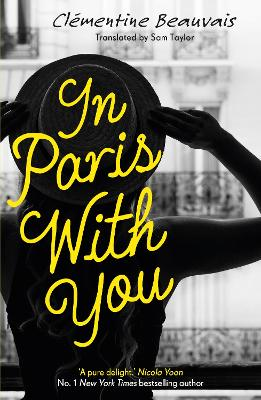 Cover for In Paris With You by Clementine Beauvais