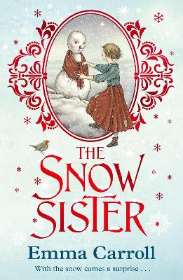 Cover for The Snow Sister by Emma Carroll