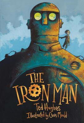 Cover for The Iron Man by Ted Hughes