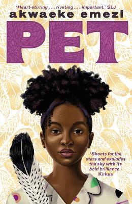 Cover for Pet by Akwaeke Emezi