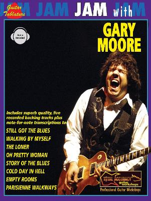 Jam with Gary Moore (Guitar Tab) by Gary Moore