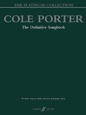Cole Porter Platinum Collection (Piano/ Vocal/ Guitar) by Cole Porter