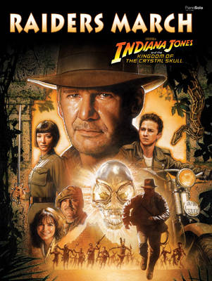 Raiders March (piano) Indiana Jones and the Kingdom of the Crystal Skull by John Williams