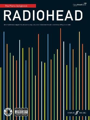 Radiohead Piano Songbook (Piano, Vocal, Guitar) by Radiohead