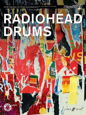 Radiohead Authentic Drums Playalong Drum Chart with Audio CD by Radiohead