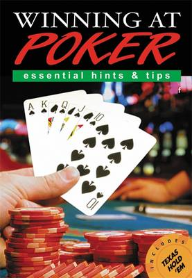Winning at Poker Essential Hints and Tips by Dave Scharf