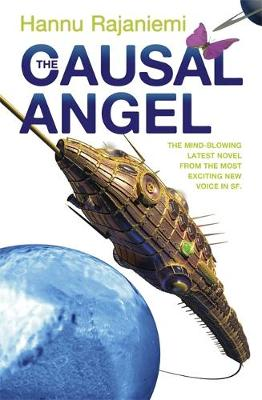 The Causal Angel by Hannu Rajaniemi