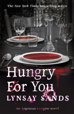 Hungry For You An Argeneau Vampire Novel by Lynsay Sands