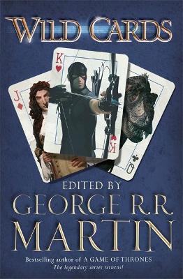 Wild Cards by George R. R. Martin, Richard Glyn Jones