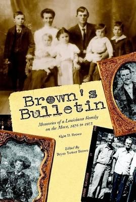 Brown's Bulletin by Algie D. Brown