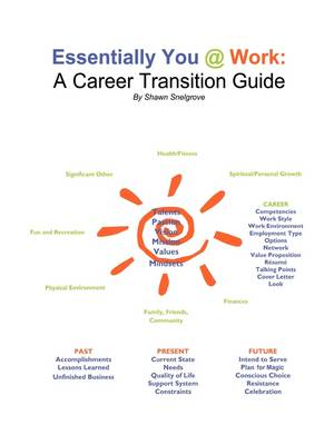 Essentially You @ Work: A Career Transition Guide by Shawn Snelgrove