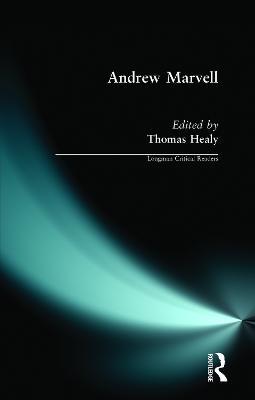 Andrew Marvell by Thomas Healy, Thomas Healy