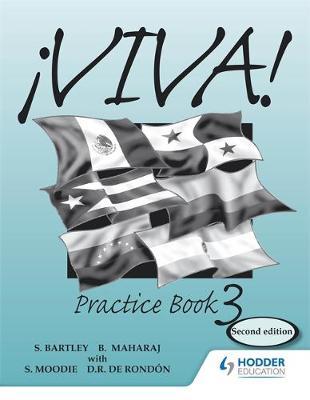 Viva Practice Book 3 2E by Sylvia Moodie, Derrunay R. Rondon, Bedoor Maharaj, Sylvia Kublalsingh