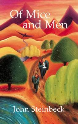 Of Mice and Men (with notes) by John Steinbeck, Jim Taylor