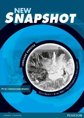 Snapshot Pre-Intermediate Language Booster New Edition by Brian Abbs, Chris Barker, Ingrid Freebairn, Oliva Johnston