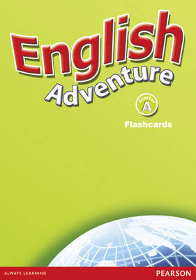 English Adventure Starter A Flashcards by Cristiana Bruni