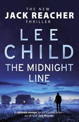 Cover for The Midnight Line (Jack Reacher 22) by Lee Child