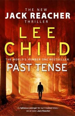 Cover for Past Tense (Jack Reacher 23) by Lee Child