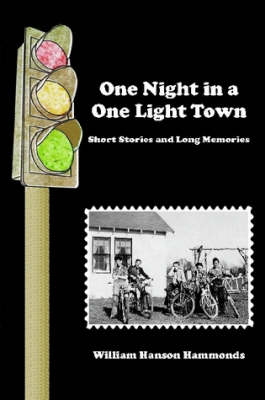 One Night in a One Light Town Short Stories and Long Memories by William Hammonds