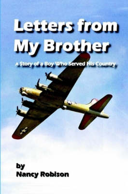 Letters From My Brother by Nancy Robison