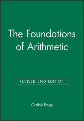 The Foundations of Arithmetic by Gottlob Frege