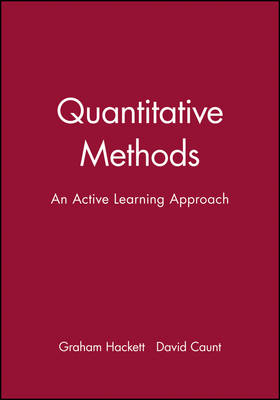Quantitative Methods by David Caunt, Graham Hackett