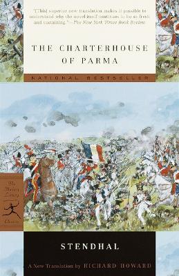 Mod Lib Charterhouse Of Parma by Stendhal