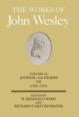 The Works Journals and Diaries by John Wesley