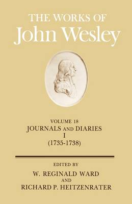 The Works Journal and Diaries, 1735-39 by John Wesley