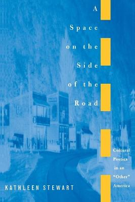 A Space on the Side of the Road Cultural Poetics in an Other America by Kathleen Stewart
