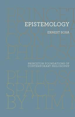 Epistemology by Ernest Sosa