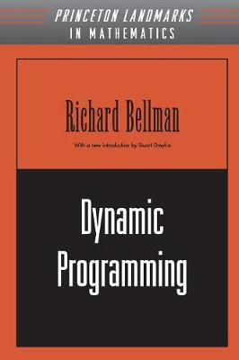 Dynamic Programming by Richard E. Bellman
