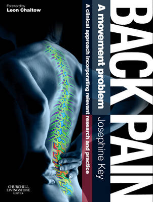 Back Pain - A Movement Problem A clinical approach incorporating relevant research and practice by Josephine Key