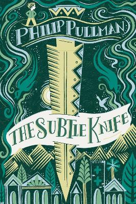 Cover for The Subtle Knife Gift Edition by Philip Pullman
