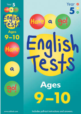 Have a Go English Tests for Ages 9-10 Workbook by Judy Richardson