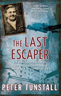 The Last Escaper by Peter Tunstall
