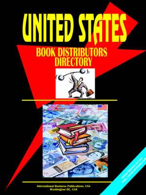 US Book Distributors Directory by Usa Ibp