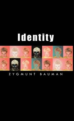 Identity Coversations With Benedetto Vecchi by Zygmunt Bauman