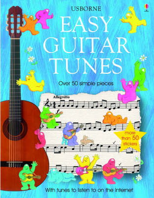 Easy Guitar Tunes by A Marks