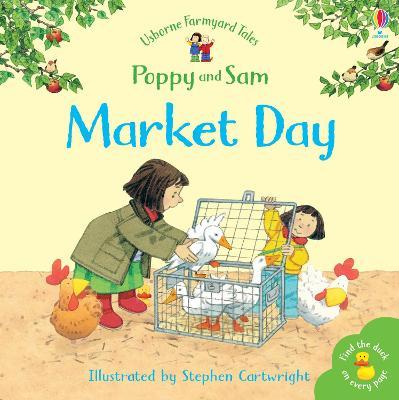 Market Day by Heather Amery